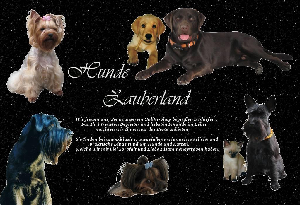 Sandra Hulpe's Hunde-Zauberland
